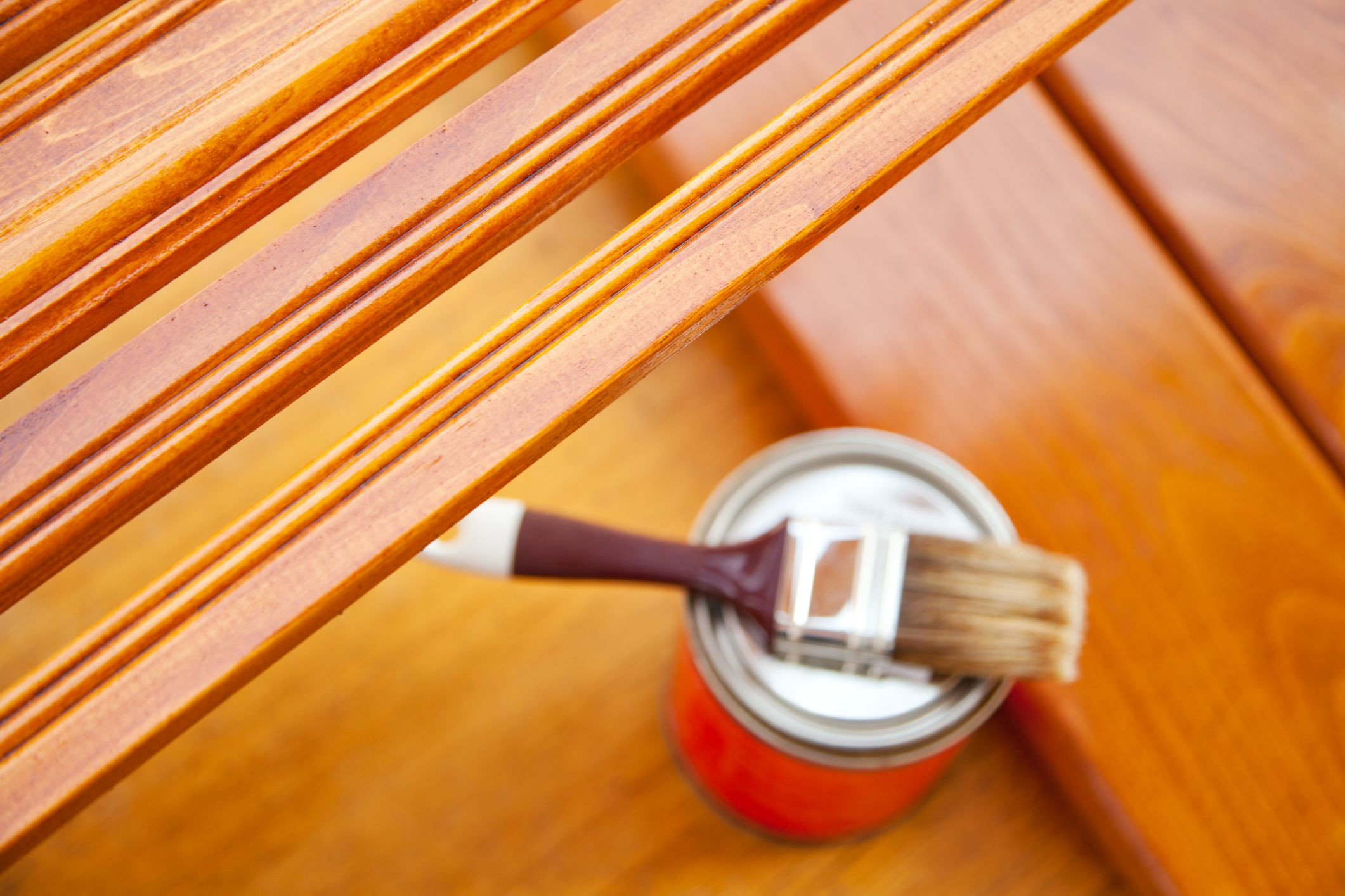 shoe molding for hardwood floors of how to install shoe molding or quarter round molding intended for stained shoe molding and trim 184350915 57a8b8853df78cf459213fbc