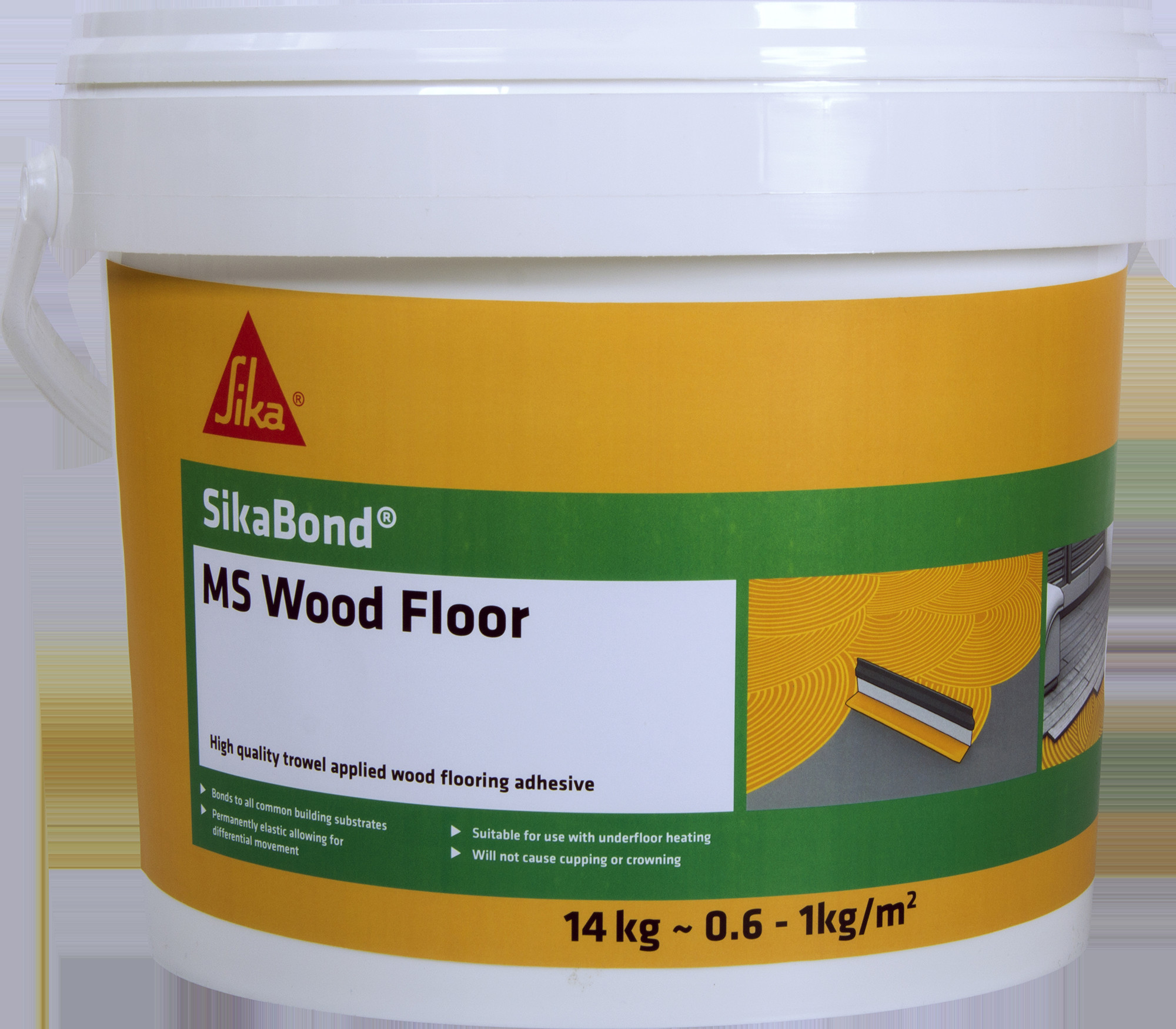 Sika Hardwood Floor Glue Of Sikabond Ms Wood Floor Everbuild Regarding A High Quality Trowel Applied Ms Adhesive for Bonding Wooden Floors to All Common Substrates the formulation is Completely Water and solvent Free thereby