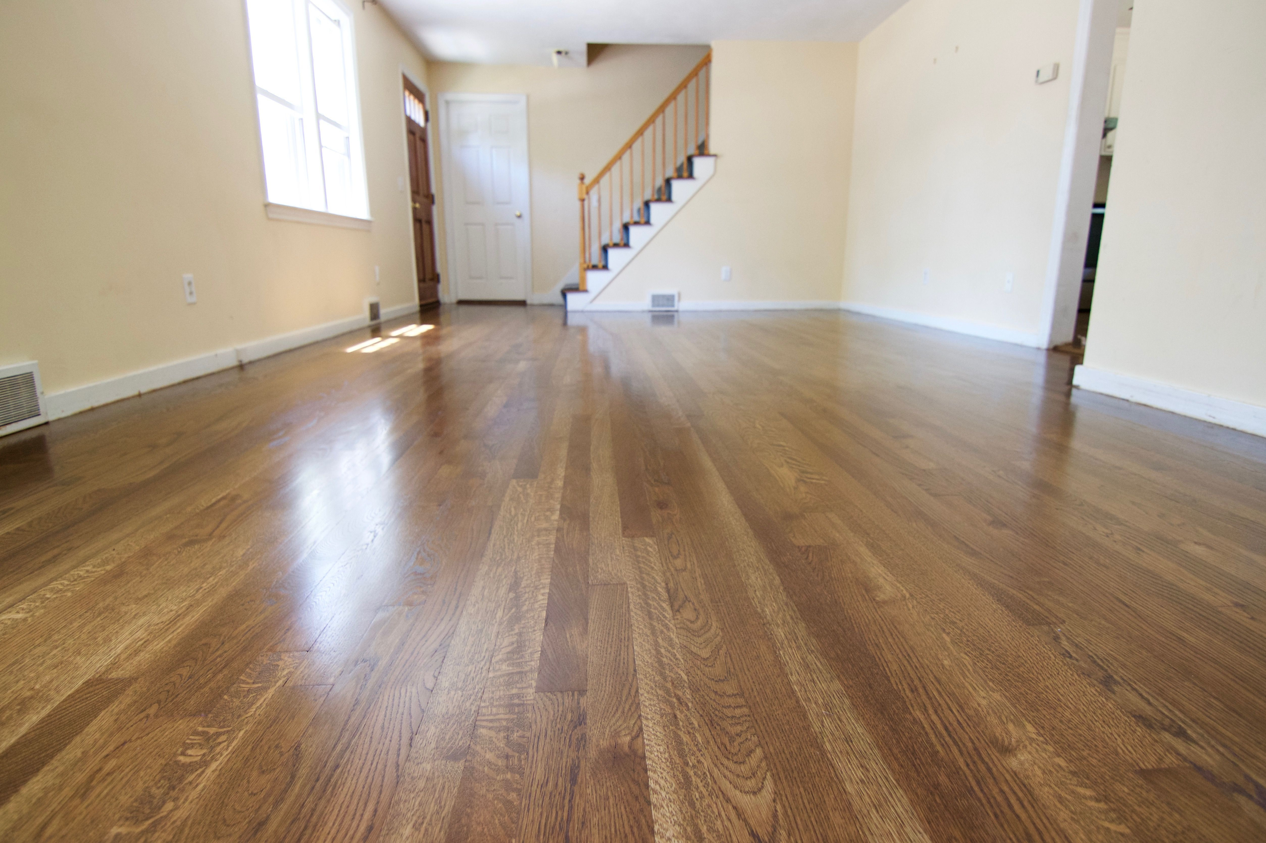 somerset white oak engineered hardwood flooring of fast floors floor pertaining to fast floors white oak hardwood flooring stained with bona medium brown dri