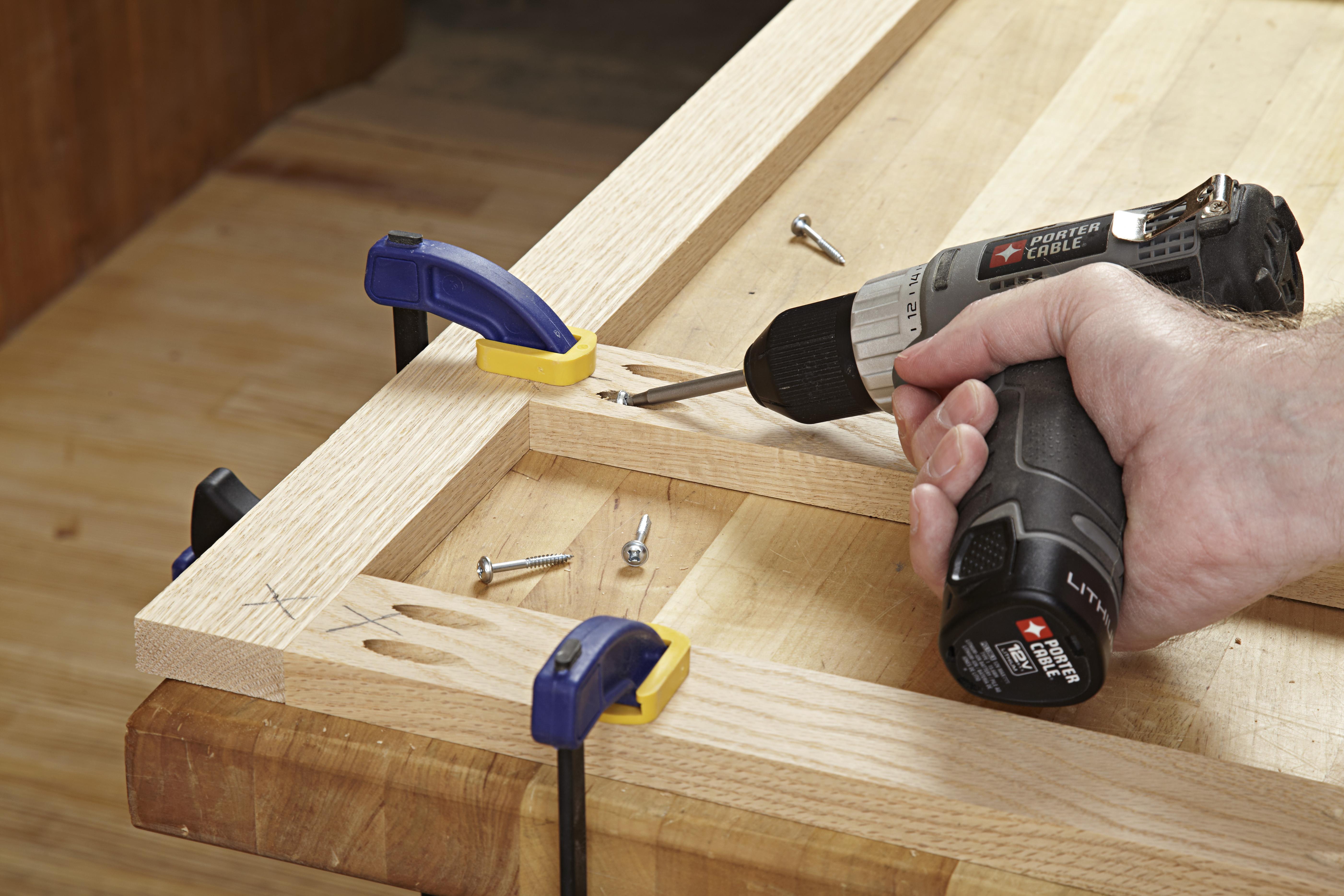 spline for hardwood floor installation of pocket hole pointers intended for 102088822