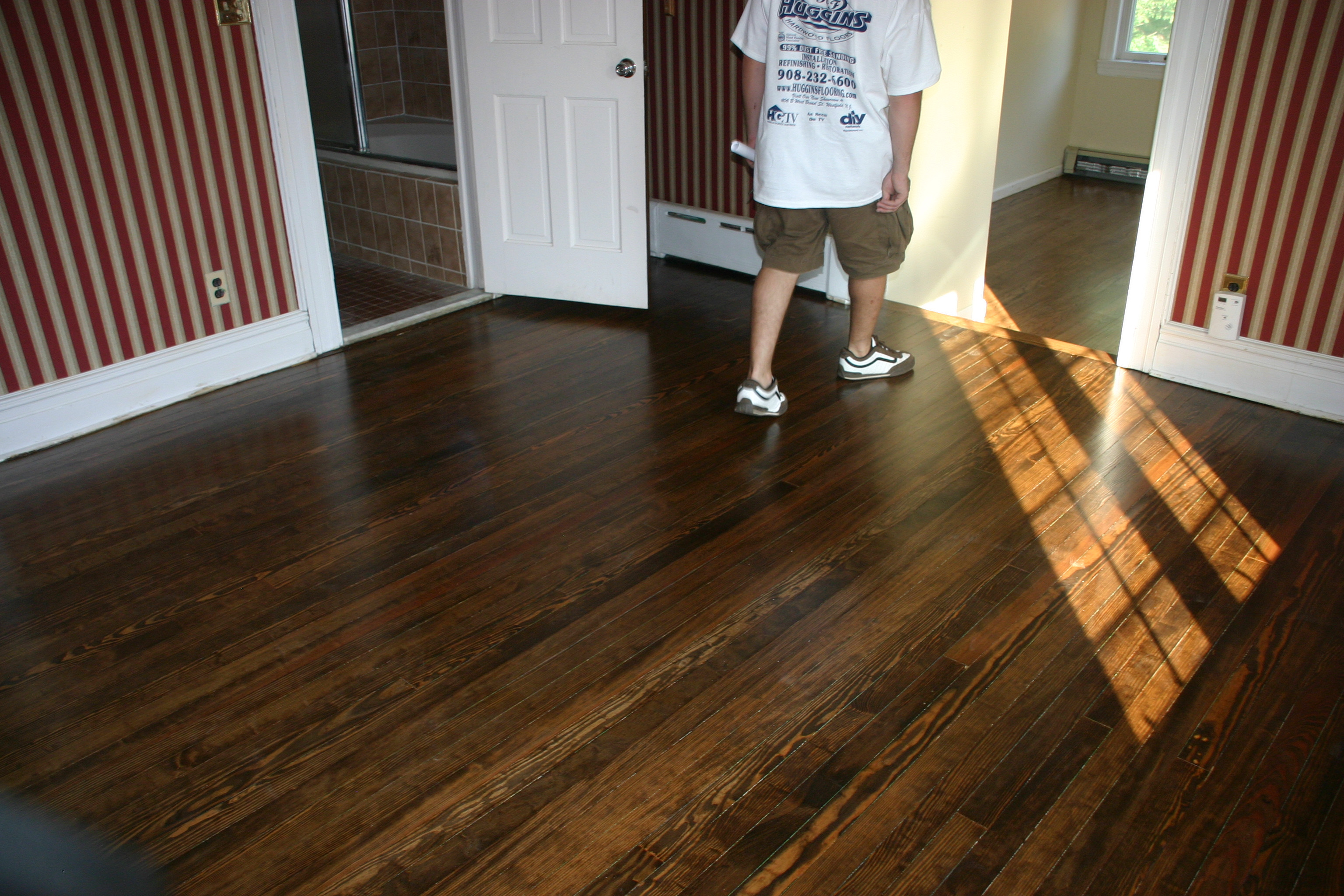 Staining Hardwood Floors Darker Cost Of Fabulous Dark Walnut Stain Floors Ee49 Roccommunity with Very Best Pine Flooring Pine Flooring Dark Stain Dark Walnut Hardwood Floors Bg58