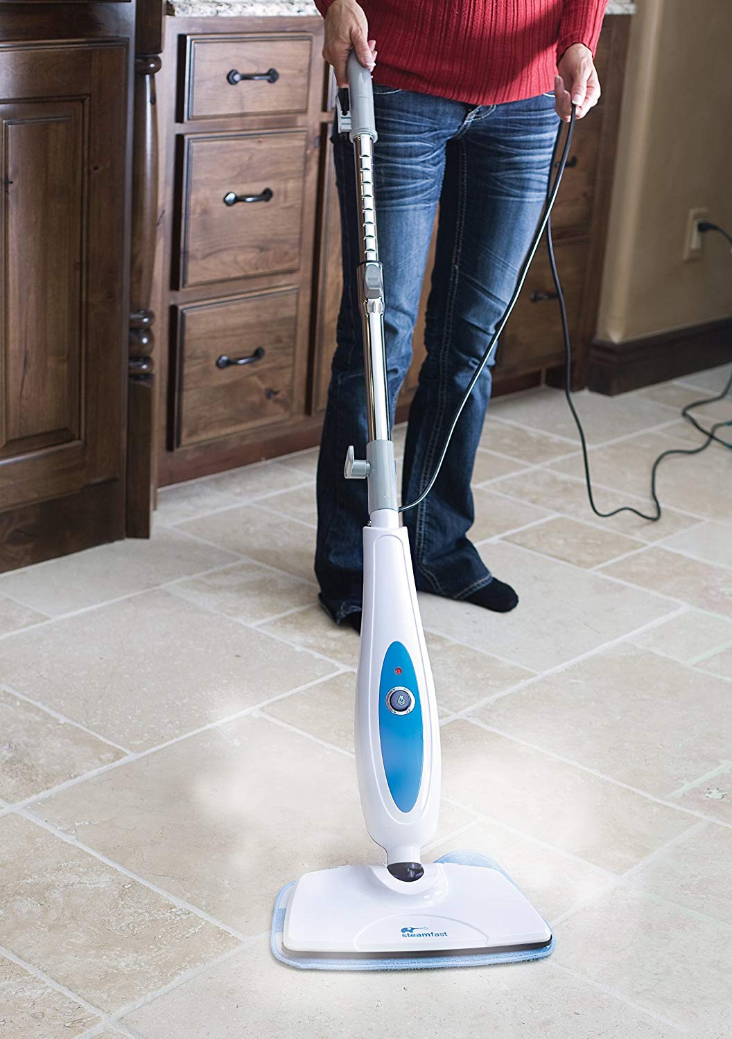 steam cleaner for hardwood floors and carpet of amazon com steamfast sf 147wh everyday steam mop household steam intended for amazon com steamfast sf 147wh everyday steam mop household steam mops