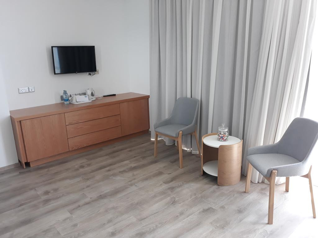 temporary hardwood floor over carpet of vrissaki beach hotel protaras cyprus booking com with regard to gallery image of this property