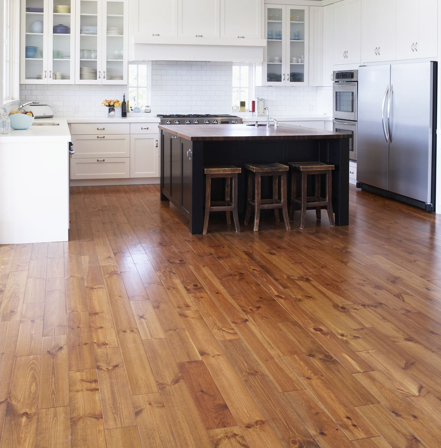 Old House Sanding Hardwood Floors