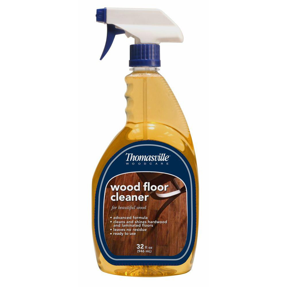 Thomasville Walnut Hardwood Flooring Of Thomasville 32 Oz Wood Floor Cleaner 100018t the Home Depot within Thomasville 32 Oz Wood Floor Cleaner