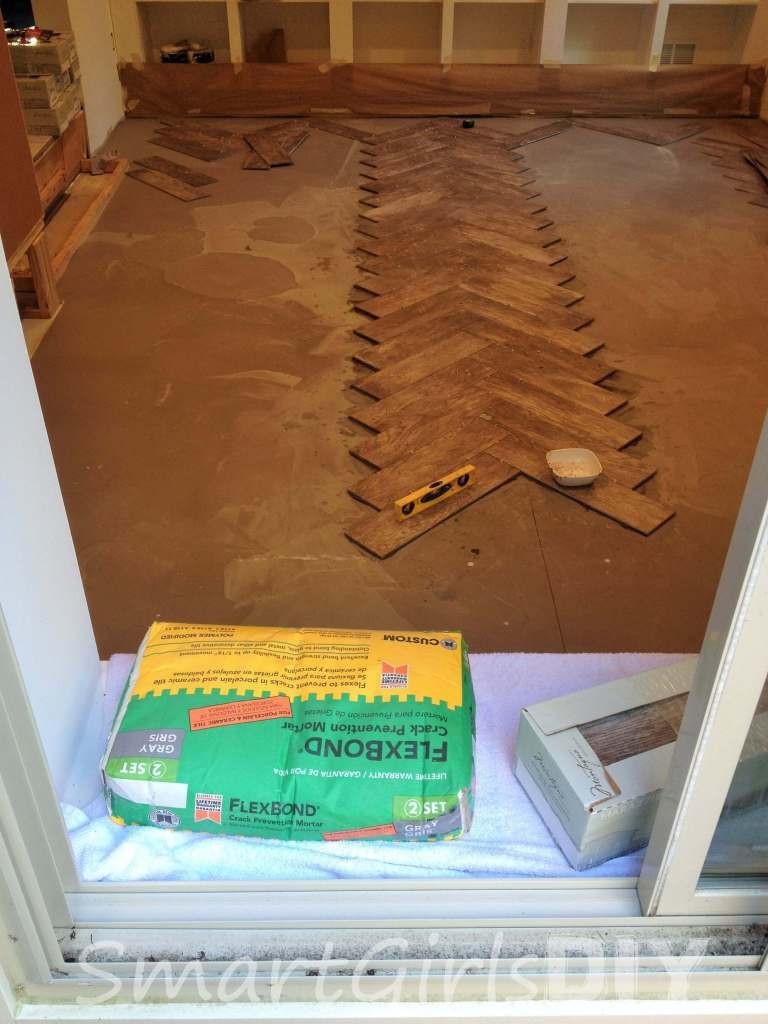 tile flooring like hardwood of how to tile a herringbone floor family room 10 with regard to how to tile a herringbone floor