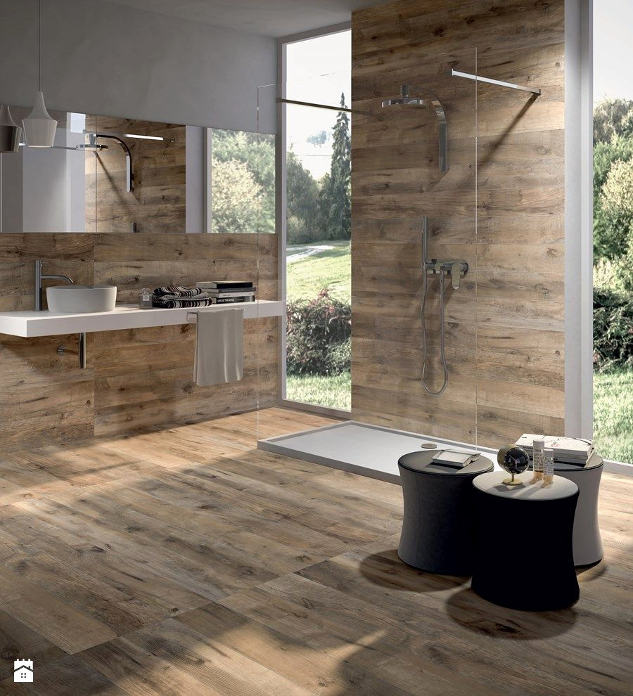 "tile flooring like hardwood of wood tile floor bathroom lovely navarro beige wood plank porcelain throughout wood tile floor bathroom fresh a… azienka drewniana flaviker dakota avana zdja""a""¢cie od terrano"