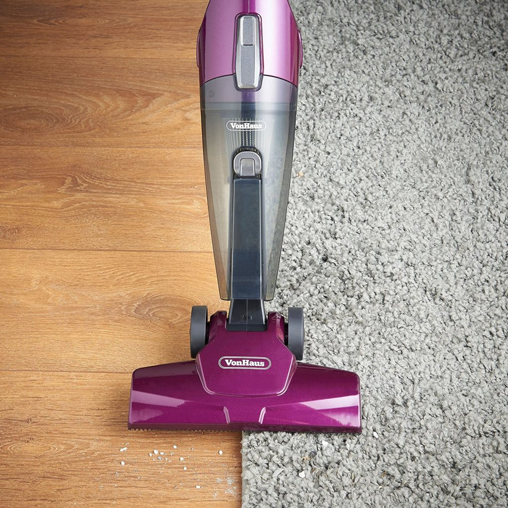 top vacuum cleaners for hardwood floors of the 9 best cheap vacuum cleaners in 2017 our reviews pertaining to vonhaus powerful stick vacuum
