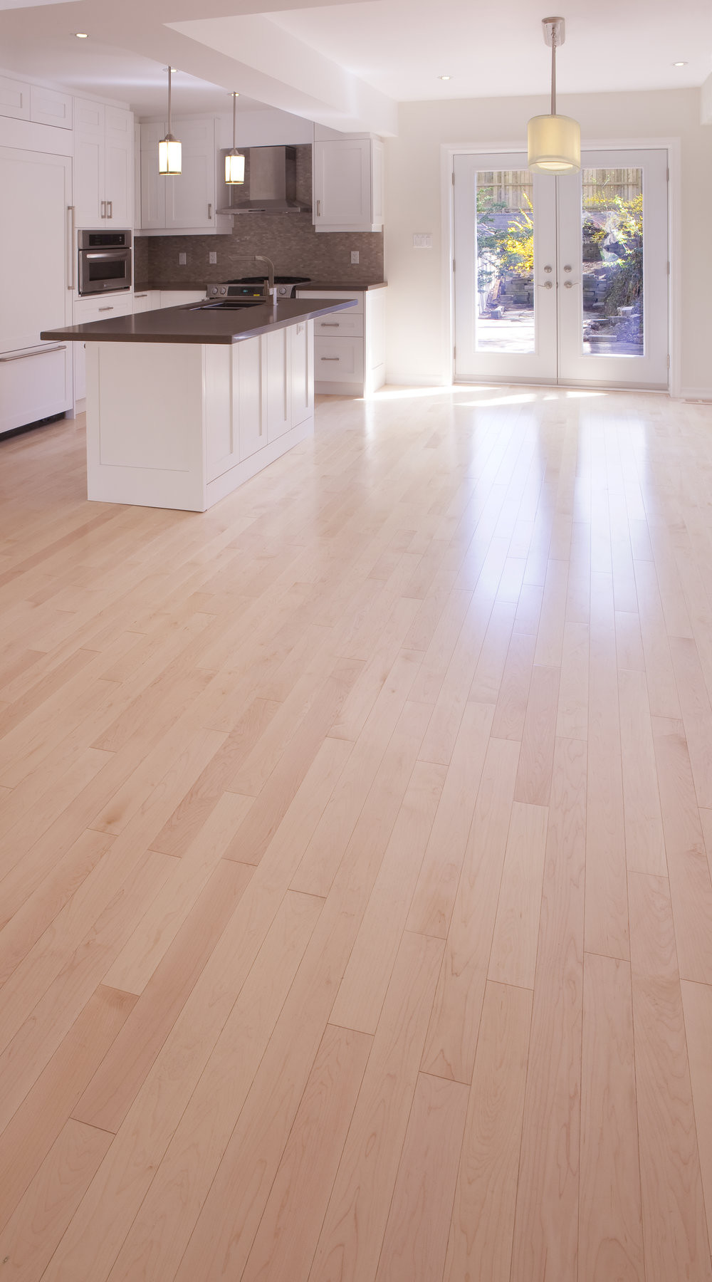total hardwood flooring oakville of boardwalk hardwood floors throughout vintage smooth maple natural