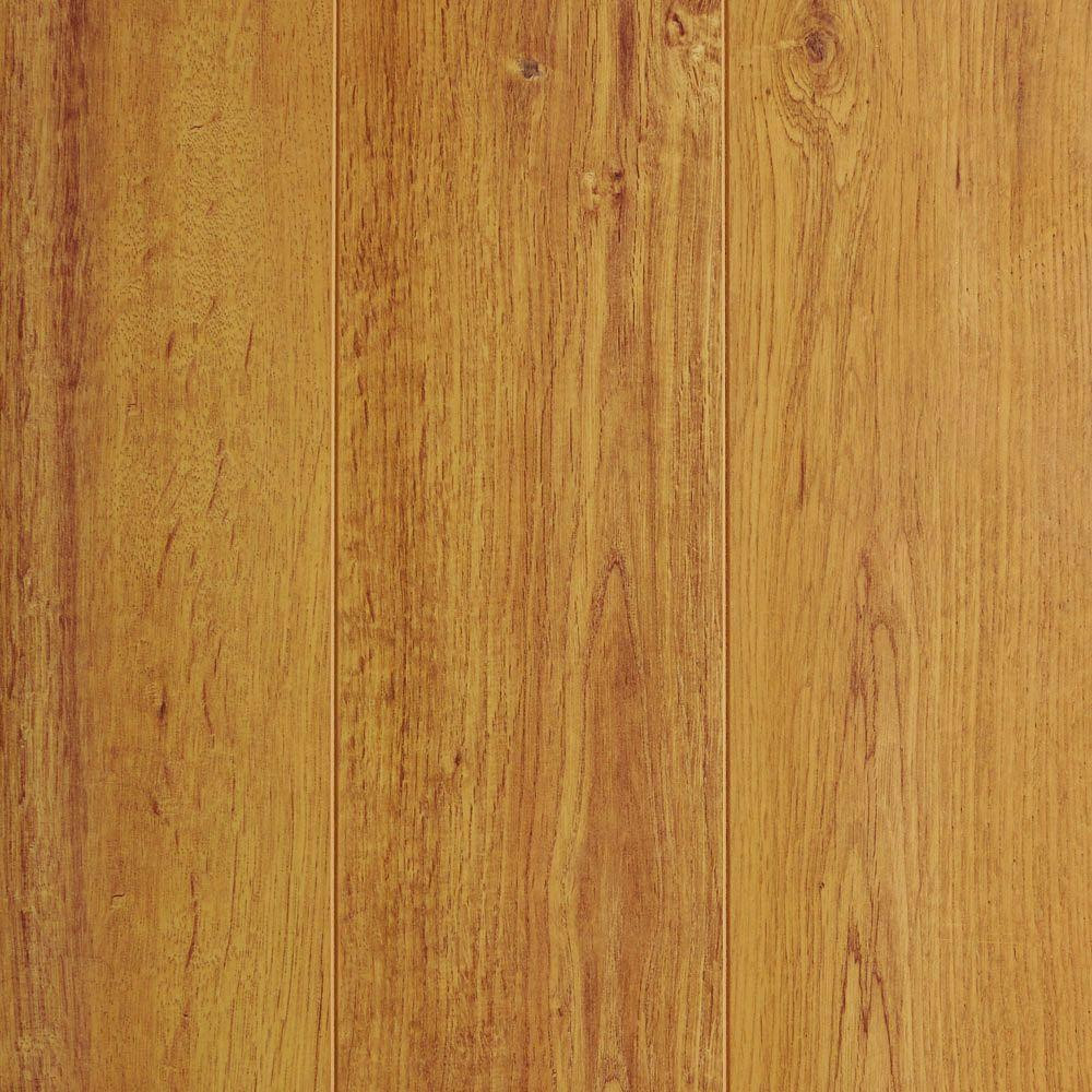 Total Hardwood Flooring Oakville Of Light Laminate Wood Flooring Laminate Flooring the Home Depot within Light Oak 12 Mm Thick X 4 3 4 In Wide X 47