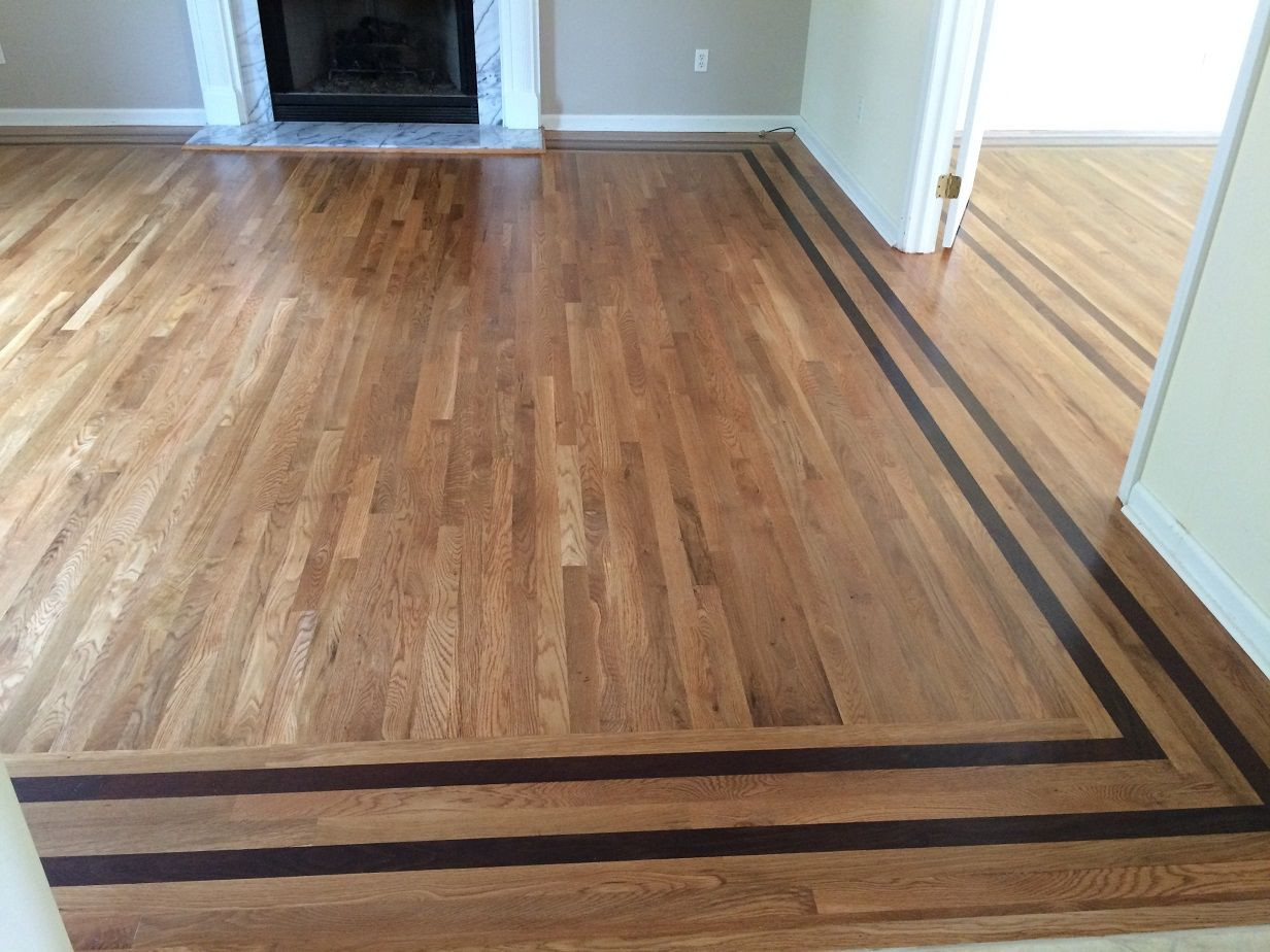 Unfinished Hardwood Flooring atlanta Of Wood Floor Border Inlay Hardwood Floor Designs Pinterest Pertaining to Wood Floor Border Inlay Wc Floors