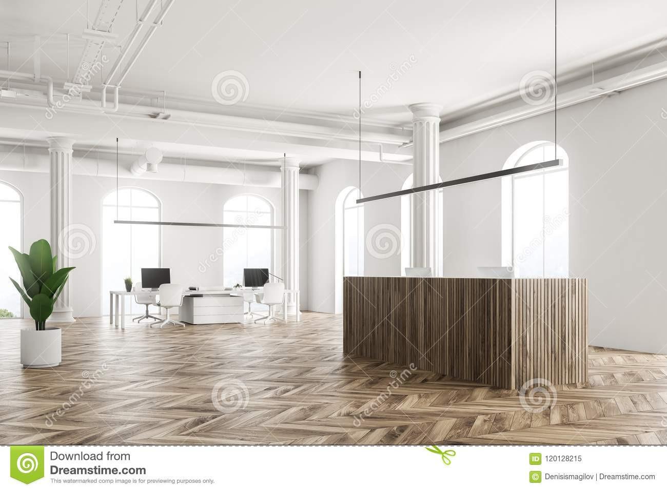 12 Fantastic Using Hardwood Flooring On Walls 2021 free download using hardwood flooring on walls of white office corner wooden reception stock image image of in white office corner wooden reception