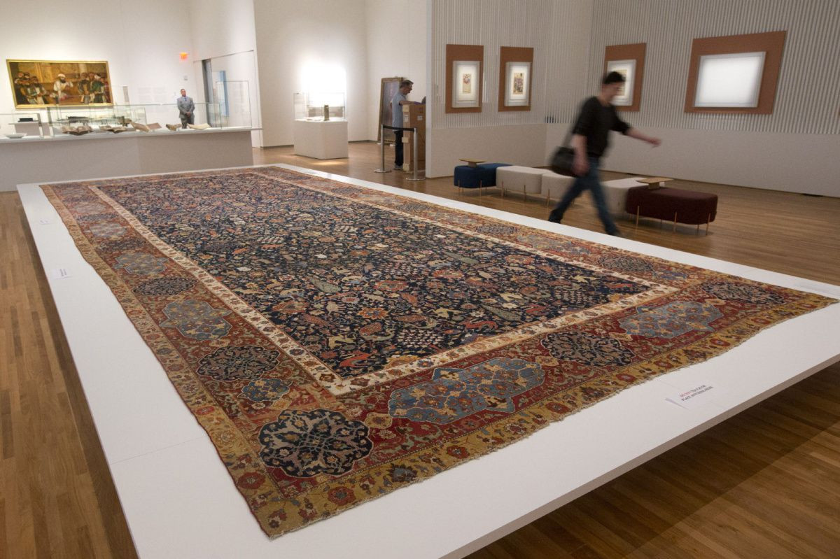 value hardwood flooring toronto of aga khan museum readies for visit of the man himself the star with the aga khan museums collection includes 1000 plus pieces spanning 1400 years of muslim culture