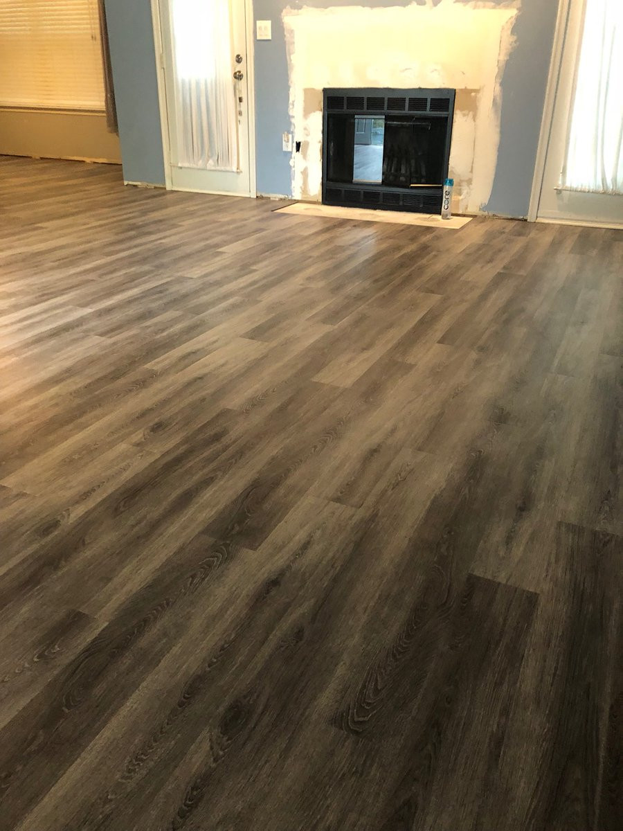 vinyl hardwood flooring installation of floors floors floors on twitter mannington adura max margate oak in mannington adura max margate oak waterfront installed waterproof noise proof oops proof pet proof kid proof easy to clean plank vinyl flooring