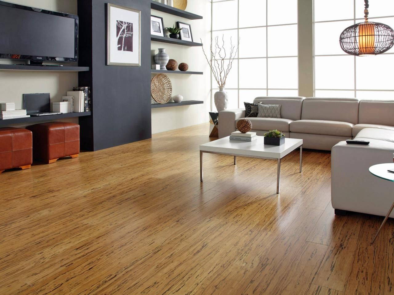What Does Hand Scraped Hardwood Flooring Mean Of 8 Flooring Trends to Try Bamboo Floor Hgtv and Interiors Intended for 8 Flooring Trends to Try