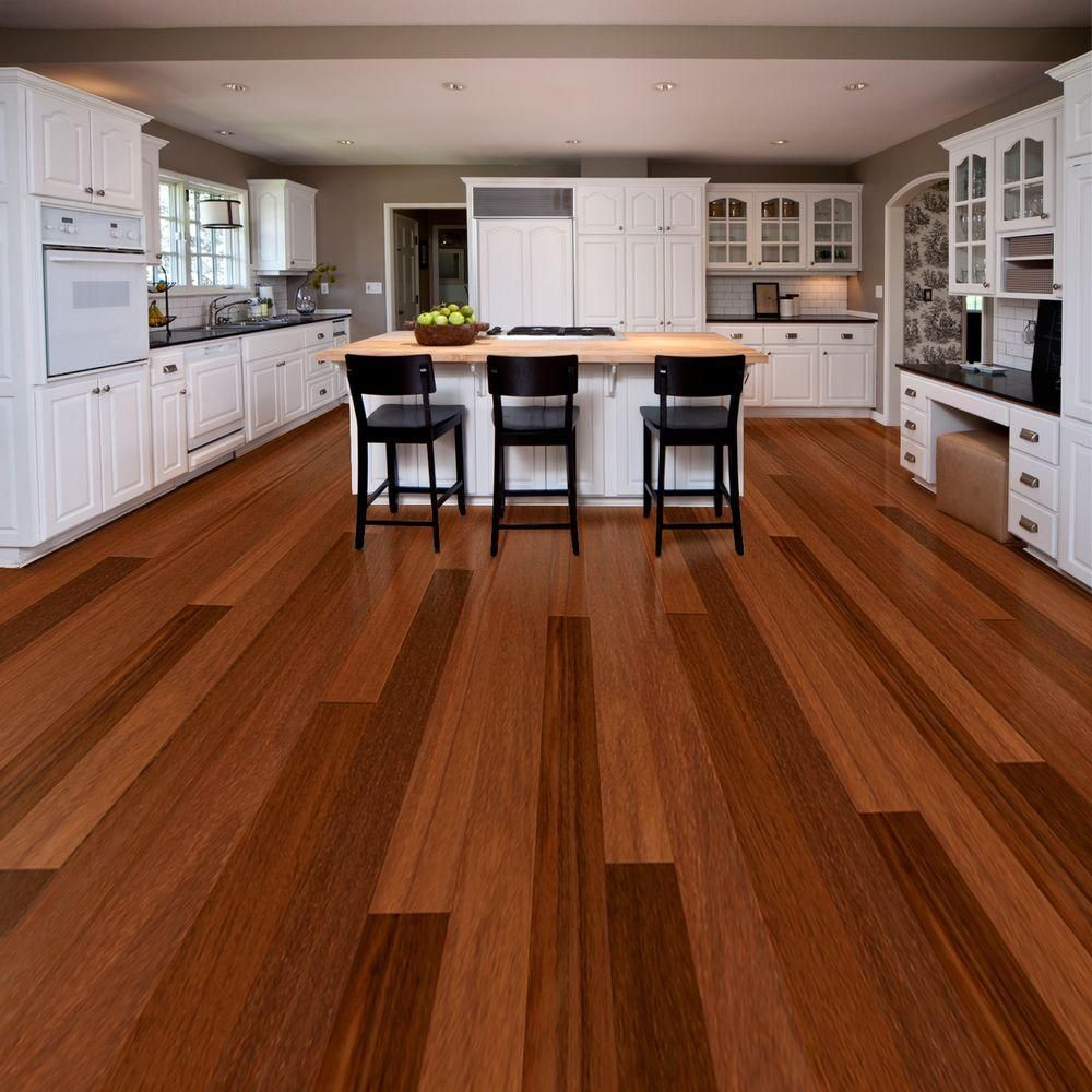 what is acacia hardwood flooring of home legend brazilian teak avalon 3 8 in t x 5 in w x varying in home legend cocoa acacia 3 8 in thick x 5 in wide x 47 1 4 in length click lock exotic hardwood flooring 26 25 sq ft case hl160h the home depot