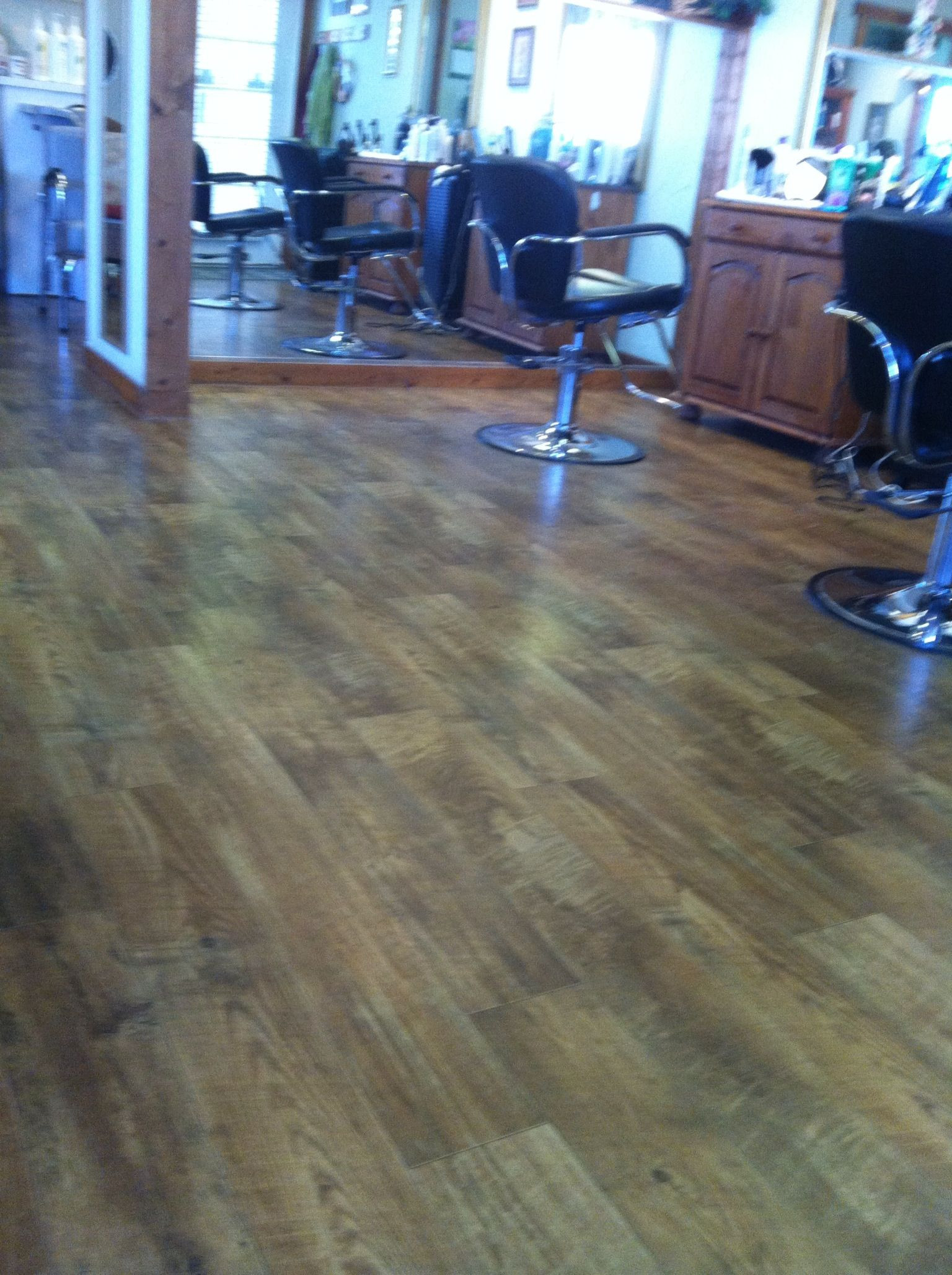 Wholesale Hardwood Flooring Dalton Georgia Of Dalton wholesale Floors Amazing Linoleum at My Hair Salon Looks and with Regard to Dalton wholesale Floors Amazing Linoleum at My Hair Salon Looks and Feels Like Wood