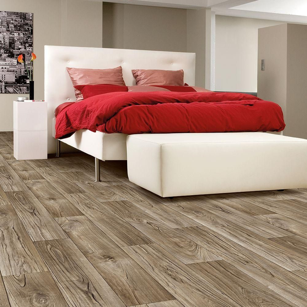 Wide Plank Hardwood Flooring Home Depot Of Trafficmaster Rustic Weathered Oak Plank 13 2 Ft Wide Residential Regarding Trafficmaster Rustic Weathered Oak Plank 13 2 Ft Wide Residential Vinyl Sheet X Your Choice Length C6400 198k840p158 the Home Depot