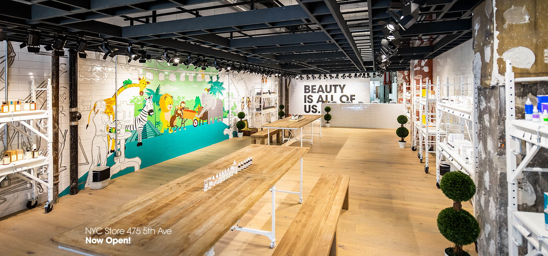 yorkdale hardwood flooring centre ontario of deciem the abnormal beauty company in nyc 5th ave