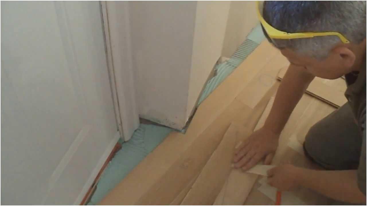 youtube sanding hardwood floors of youtube video installing laminate flooring stock how to install glue intended for youtube video installing laminate flooring stock how to install glue down hardwood floors over concrete in
