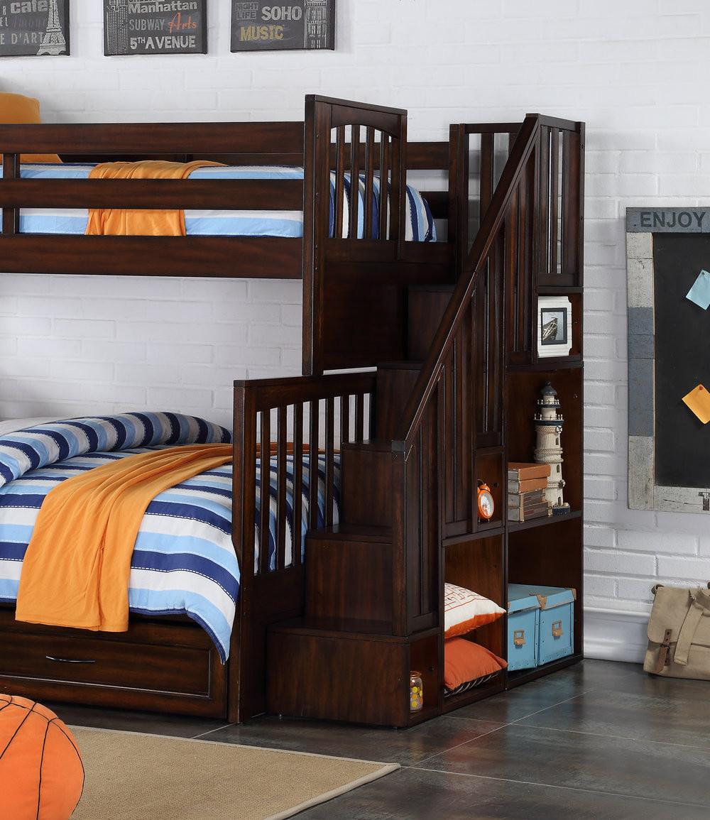 zack hardwood flooring of caramia furniture bunk beds caramia furniture regarding hr zachary stairs close up