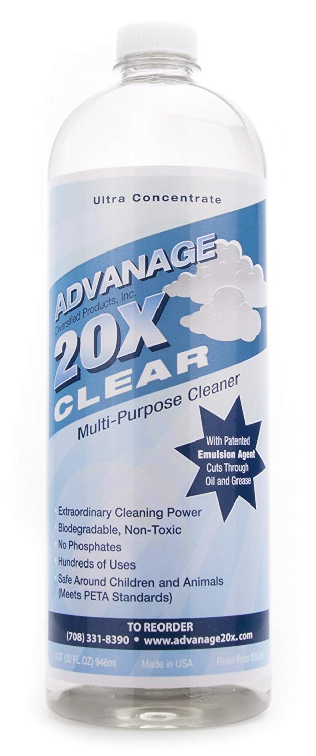 Zep Hardwood Laminate Floor Cleaner Msds Of Amazon Com Advanage the Wonder Cleaner 20x Multi Purpose Ultra Intended for Amazon Com Advanage the Wonder Cleaner 20x Multi Purpose Ultra Concentrated formula Makes 20 Quarts Eco Friendly Child and Pet Safe Non toxic
